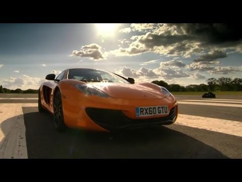 Mclaren Mp4-12c - Top Gear - Bbc video