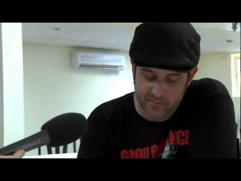 Interview with Tony Sly at D-TOX Rockfest 2012