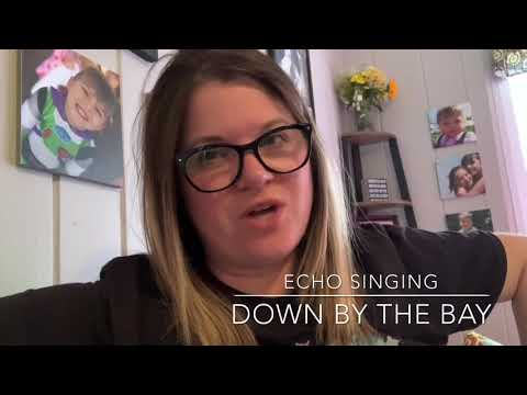 Distance Learning Elementary Music - Lesson 14 - Echo Song - Down by the Bay