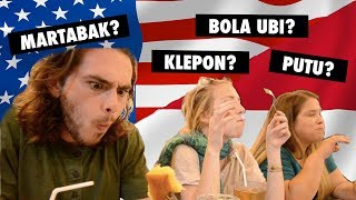 Download Lagu AMERICANS TRY INDONESIAN STREET FOOD Gratis STAFABAND