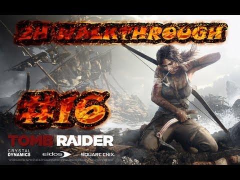 Tomb Raider (2013) Walkthrough - Part 16 2h Special XBOX 360[PS3.PC] [HD]