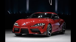 2020 Toyota Supra GR Review at Toyota HQ