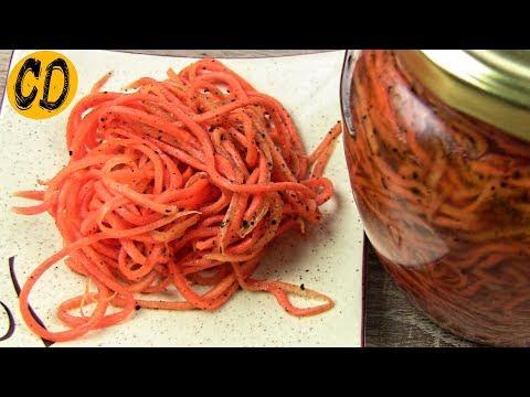 Морковка по корейский настоящий