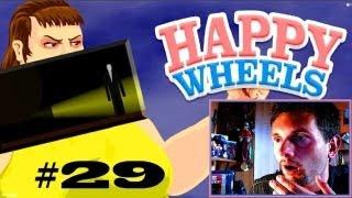 Happy Wheels #29 Slender, Far Cry 3 i S.T.A.L.K.E.R. w HW? (Roj-Playing Games!)