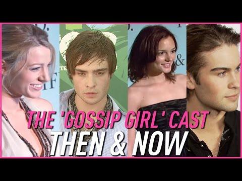 GOSSIP GIRL Cast Then & Now