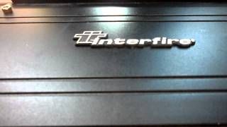 Testing Interfire Amp Amp 10 Quot Kenwoods Subs