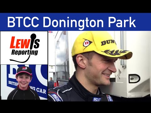 Colin Turkington - TeamBMR - Race 2 Winner - BTCC Donington 2015