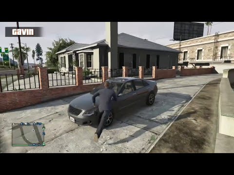 Lets Play Monday - Let's Play - GTA V - King Geoff