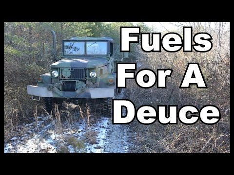 Different Fuels For Your Deuce