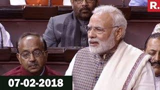 PM Narendra Modi's POWERFUL Speech On Motion Of Thanks In Lok Sabha | Full Video