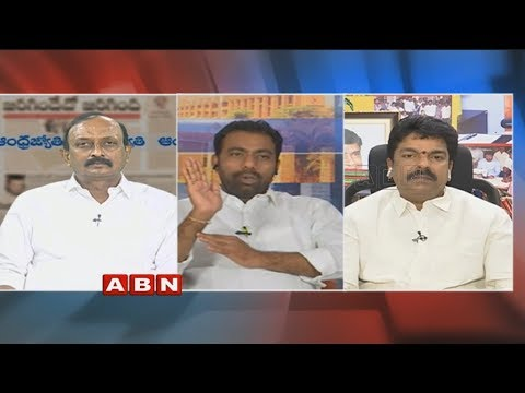 Debate on CM Chandrababu Naidu challenges YSRCP,BJP over ByElections | Public Point | Part 2