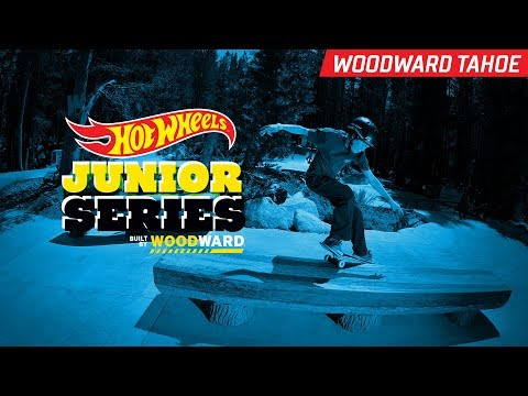 Woodward Tahoe Skate Highlights - Hot Wheels Junior Series