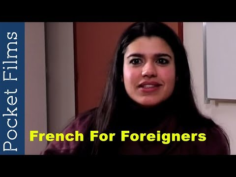 International Short Film - French for Foreigners (English subs)