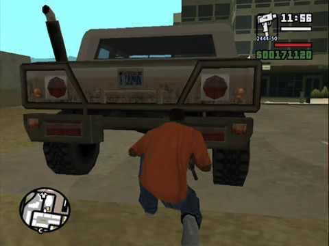GTA San Andreas. Секреты и тайны: Номера машин (выпуск 15).