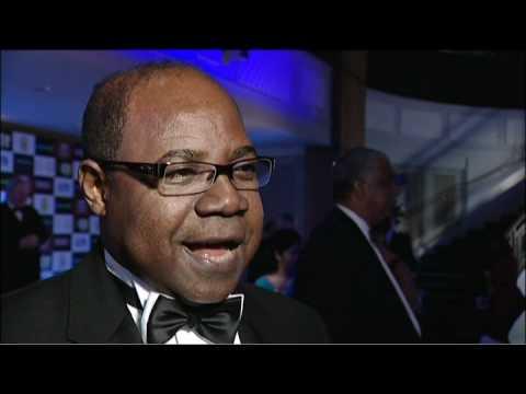 Ed Bartlett, Minister of Tourism, Montego Bay @ WTA Grand Final 2010