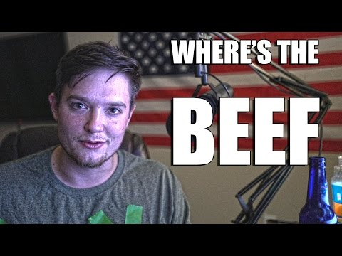 Where's The BEEF?!