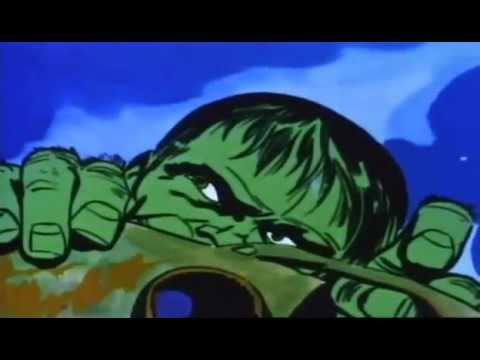 The Incredible Hulk 1966) Season 1, Episode 1  The Origin Of The Hulk video