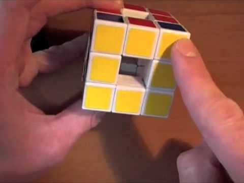 Как собрать Войд-Куб  How to solve Void Cube