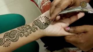 Best Arabic Mehndi Design For Hand   Mehndi designs for full hand   Henna Mehndi Designs