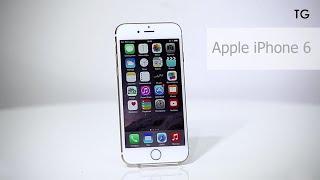Видео обзор Apple iPhone 6 на русском языке