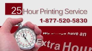 Toronto Flyer Printing