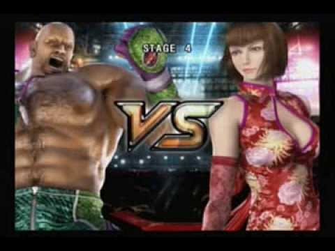 Tekken 5 - Marduk video