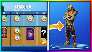 8 Things You Don't Know About Season 6 Battle Pass in Fortnite!