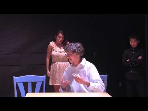 One Acts - Nude Scene