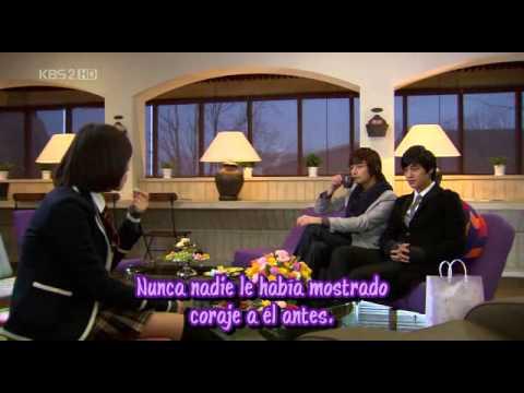 Boys Before Flowers Cap. 2pleto video