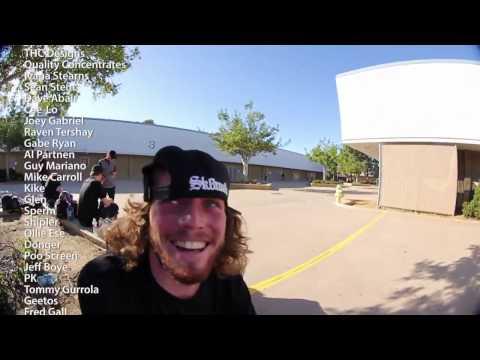 SK8MAFIA VIDEO 2016 CREDITS