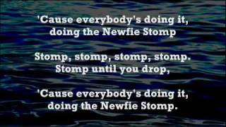 Doin' The Newfie Stomp - Lyrics ,