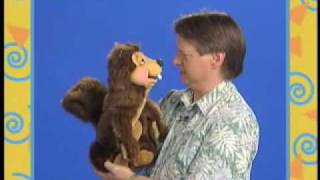 Squirrel Puppet by Axtell