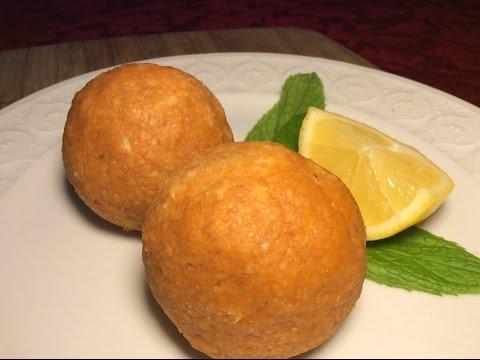 ICLI KOFTE - Turkish Traditional Stuffed Meatballs