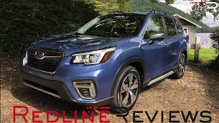 2019 Subaru Forester Touring - A Crossover For The Masses