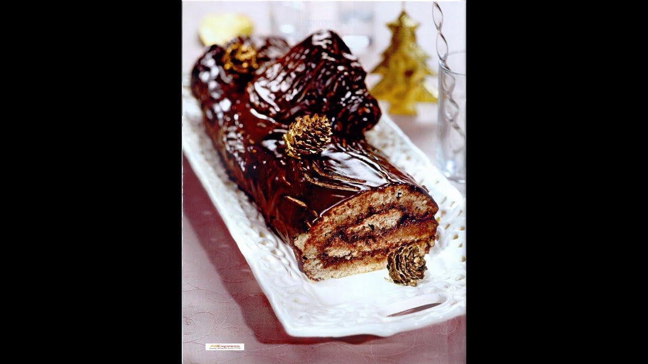 Торт полено в домашних условиях 310