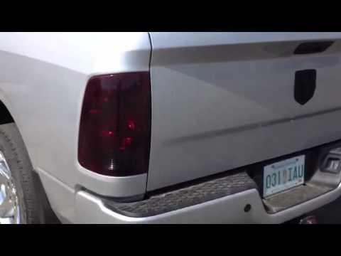 2011 dodge ram plasti dip emblems - YouTube