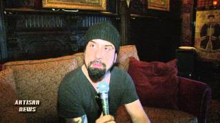 VOLBEAT Rob Caggiano  - Artisan News