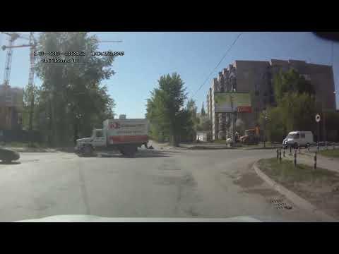 ДТП с пострадавшим пешеходом