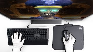 "Unboxing ""Esports"" Gear Box... (RTX 2060, keyboard, mouse, headset, monitor) TranZit Gameplay"