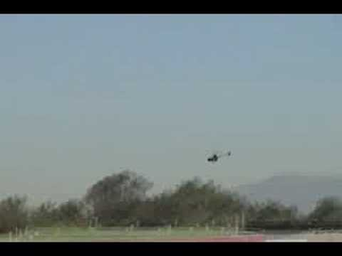 Walkera 4#3B 2.4 GHZ Micro RC Helicopter!  Outdoor Flight!