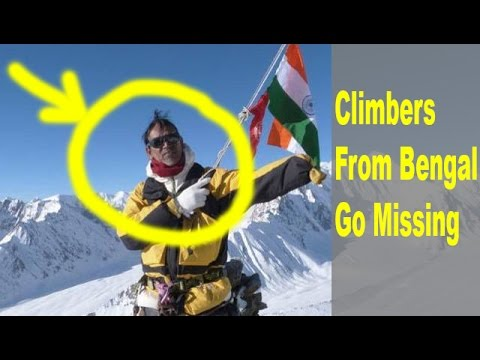 On Everest expedition, three climbers from Bengal 2016 | News World