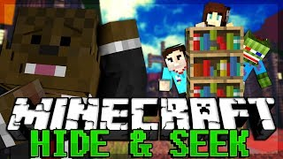 Minecraft SNAP And Seek w/ Bashur, AshleyMariee and Will!