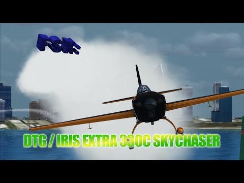 FSX Review: DTG / Iris Simulations Extra 330SC