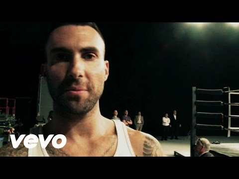Maroon 5 - One More Night Behind the Scenes