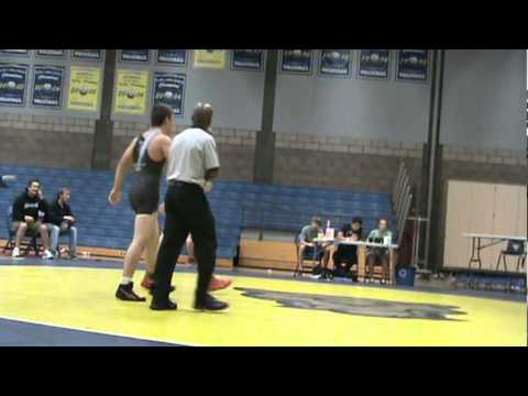 160 Luke O'Connor vs Jake Cross Part 2