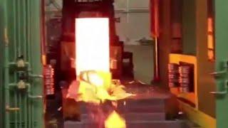 iron ractory mechine||amazing mechine||bigest monster mechine||top factory mechine