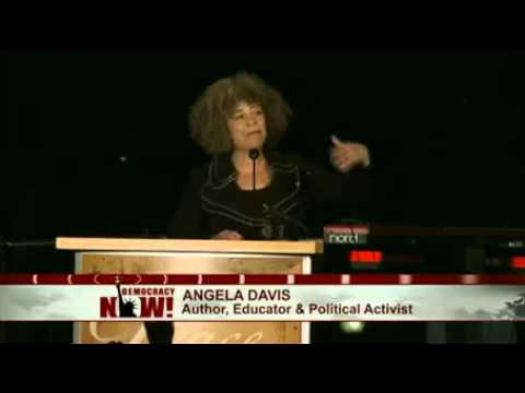 "Angela Davis: Now That Obama Has a Second Term, No More ""Subordination to Presidential Agendas"""