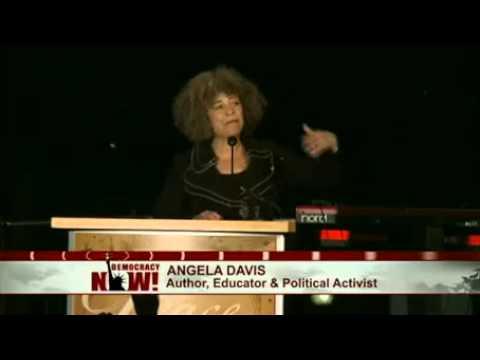 Angela Davis: Now That Obama Has a Second Term, No More