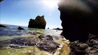 GoPro Hero 3 Black - Discovering the Portuguese coast | FULL HD