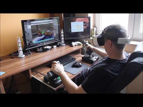 Oculus rift настройка riftcat